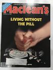 Macleans Magazine Living Without Birth Control Pill March 15 1982