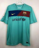 FC BARCELONA 20102011 AWAY FOOTBALL JERSEY CAMISETA SOCCER  SHIRT MAILLOT