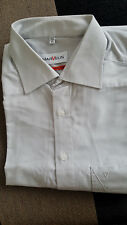 Marvelis Herren  Hemd Oberhemd Gr. XL Gr. 42 grau