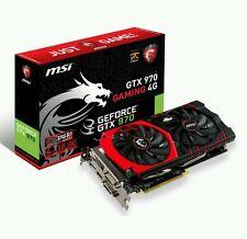 4gb MSI GTX 970 Gaming Twin Frozr V PCIe 3.0 (x16) 7010mhz GDDR 5