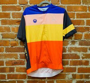 Rapha Custom Mid South Gravel Men's Club Fit Jersey XXL (XL)