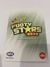 2020 Afl Select Auskick Aussie Rules Card