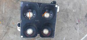 82-89 Chrysler Fifth Avenue Instrument Cluster Gauges Ammeter Temperature Lights