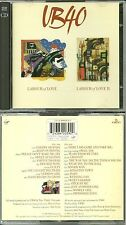 UB40 : LABOUR OF LOVE 1 et 2 ( 2 CD - RARE ) / COMME NEUF - LIKE NEW