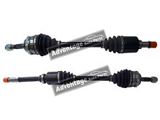 FOR CITROEN SAXO 1.6 DRIVE SHAFTS NEAR & OFFSIDE PAIR - BRAND NEW OE QUALITY
