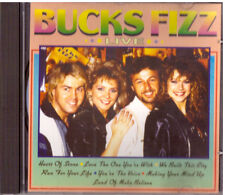 CD Bucks Fizz en direct, comme neuf, titre 2. photo, majorés MECHANA 156.565 RAR