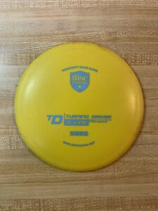Discmania Originals D Line TD Turning Driver 170 Grams Used OOP