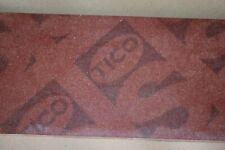 TICO S Rubber Strip Mat Pad Anti-Vibration NB Machinery Mount 150mmx1.2Mx12.5mm