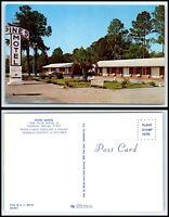 GEORGIA Postcard - Valdosta, Pines Motel L49