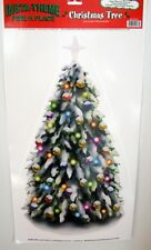 Christmas Tree Insta Theme Peel 'N Place