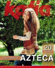 Katia Azteca Heft Nr. R-4 Strickanleitungen Kinder Damen Herren