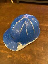 Vintage Willson Super Tough Aluminum Hard Hat Style 32Std Suspension Intact