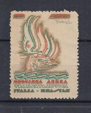ERINNOFILO CROCIERA AEREA TRANSATLANTICA DEL DECENNALE ITALIA BRASILE 13