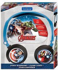 CASQUE Lexibook Avengers Stereo Headphones