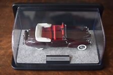 1941 Franklin Mint LINCOLN CONTINENTAL Diecast 1:24 model, Ford Exclusive