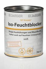 Jaeger Crowns 127 ISO feuchtblocker 0,75l White Insulation Colour against water stains