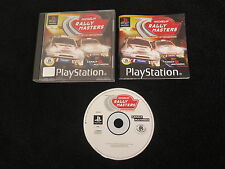 PS1 : RALLY MASTERS : RACE OF CHAMPIONS - Completo, ITA ! Compatibile PS2 e PS3