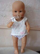 Poupon bébé Corolle Paul sexué garçon de 36 cm très bon état
