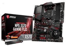 MSI Gaming Plus AM4 AMD X570 ATX DDR4-SDRAM Motherboard