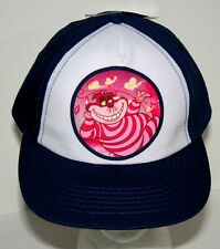 Disney Alice in Wonderland Cheshire Cat Hat Baseball Cap New Tags Kids
