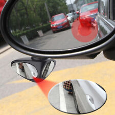 1pcs Car Blind Spot Mirror Wide Angle Mirror Stick On Left Rearview Accessory