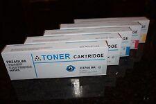 5 x  C3760 Toner Cartridge for Dell 3760 C3760dn C3760n C3765dn  Printer