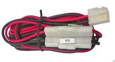 2 Pin Power Lead for Alinco Kenwood Yaesu Icom VHF/UHF Mobile Radios WPC12