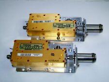 Advantest thk008 Bridge Vector Network analyzer, neztwerk analizzatore, lot of two