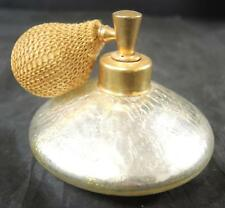 Art Deco DeVilbiss Perfume Atomizer With Original Netted Ball
