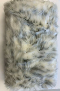 Pottery Barn Teen Harry Potter Hedwig Faux Fur Throw 45 x 60 *Photo Shoot Sample