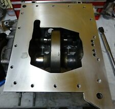 Fiat 126 500 650cc engine modification reinforcement baffle oil plate gasket