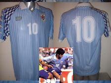 Uruguay Ennere Enzo Francescoli 1992 XL Football Soccer Shirt Jersey Trikot Rare