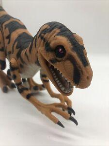 Jurassic Park JP.22 Series 2 UTAHRAPTOR w/ Screaming Sound & Kick Slash Action