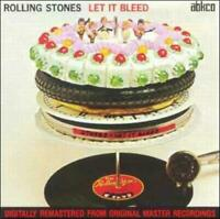 THE ROLLING STONES - LET IT BLEED NEW VINYL RECORD