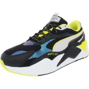 Puma Mens PS X3 Emoji Fitness Lifestyle Fashion Sneakers Shoes BHFO 3266
