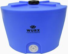 "WURX Containers ""Spring Creek"" 20 Gallon water storage container emergency water"