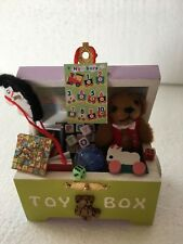 More details for ns2–dolls house handmade toy box