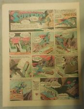 Superman Sunday Page #168 by Siegel & Shuster from 1/17/1943 Tab Page:Year #4!
