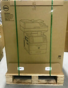 BRAND NEW  Dell B5465DNF HEAVY-DUTY MULTIFUNCTION PRINTER  70PPM **READ**