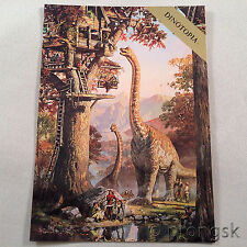 DINOTOPIA #41 Treetown Trading Card James Gurney Collect-A-Card NM/M