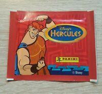 Panini 1 Tüte Hercules Bustina Pack Sobre Pochette Walt Disney