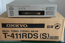 Onkyo T-411RDS Stereo-Tuner
