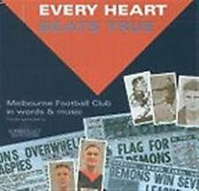 EVERY HEART BEATS TRUE Melbourne Football Club 2CD NEW