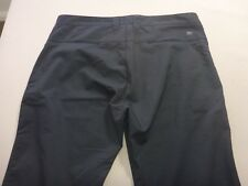 087 MENS NWOT COLORADO REG FIT CHAR STRETCH TREK PANTS 36 $120 RRP.