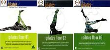 Pilates Method Floor 1/2/3 DVD - Total Body Conditioning