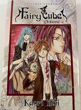 Manga FAIRY CUBE tome 2 Tonkam éditions en Français VF très bon état tbe