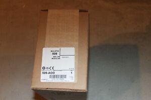 Allen-Bradley 509-AOD Starter