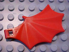LEGO - Animal Parts, Wing / Dragon Wing - PICK YOUR COLOR !!