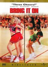 Bring it On (2000 Kirsten Dunst) Collector's Edition New DVD Region 1