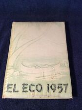 Narbonne High School 1957 Yearbook El Eco Vintage Los Angeles California XLNT